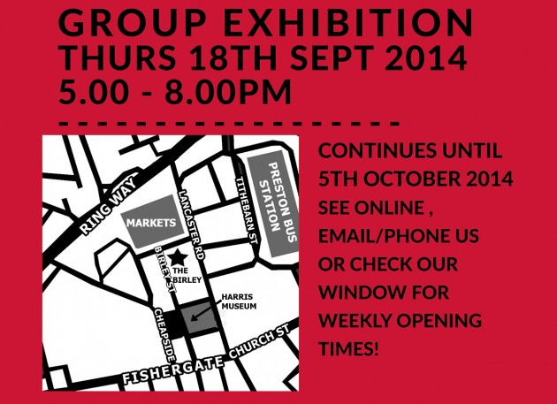 Exhibition Poster & Map
