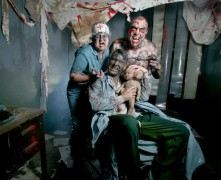 Actors inside the Psychomanteum
