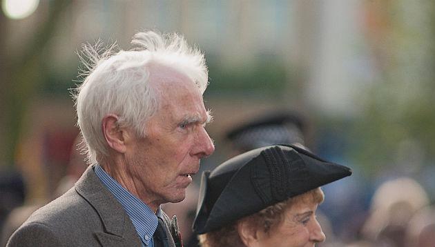 Former councillor Albert Richardson Pic: Norbet1