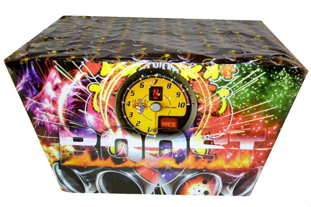 Another type of firework stolen