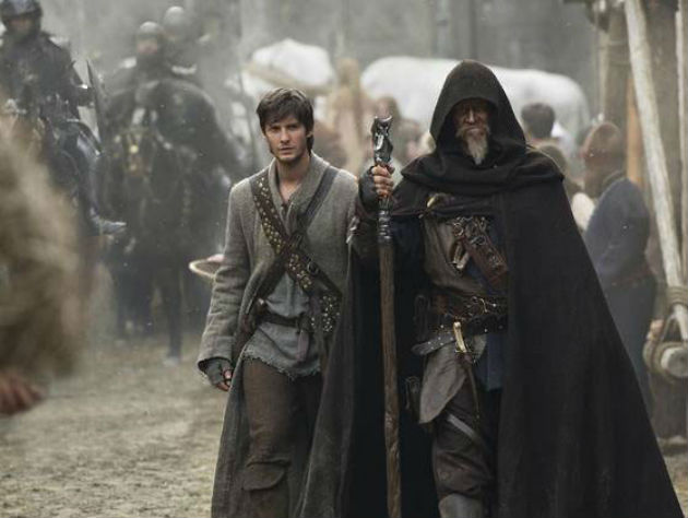 Seventh Son is the film adaptation of the Spooks Apprentice