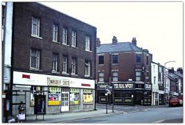 Church Street in 1985