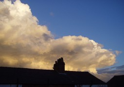 Clouding over once again in Preston Pic: Tony Worrall