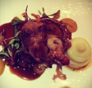 Guinea fowl for main