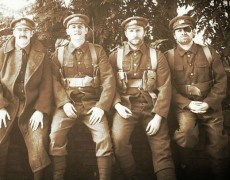 Bantams is the story of soldiers in the First World War