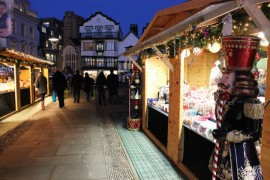 A Christmas Market is due to take place in the city during December
