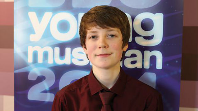 Elliot is one of the top young musicians in the country
