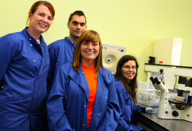 UCLan's brain labs will be opened up with staff on hand