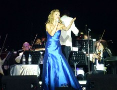 Katherine Jenkins headlined the second night of the 2014 Symphony concerts