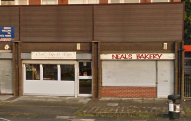 The bakery, formerly Neal's Bakery, has changed hands a number of times recently
