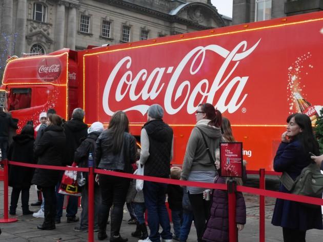 Coca Cola Christmas 1