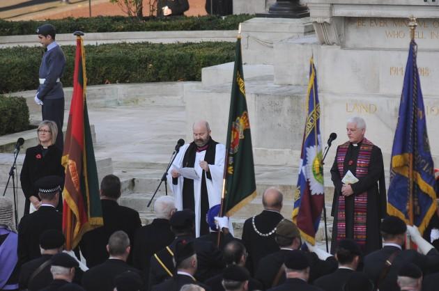 Remembrance Ceremony Preston 9 November 2014 - 31