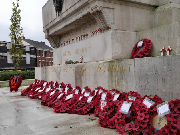 Remembrance Day Tuesday 11 November 2014 01