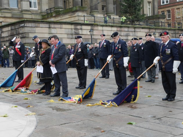 Remembrance Day Tuesday 11 November 2014 02