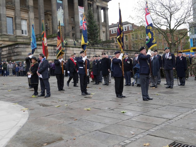 Remembrance Day Tuesday 11 November 2014 07