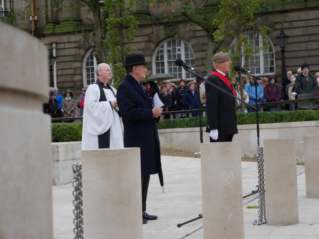 Remembrance Day Tuesday 11 November 2014 08