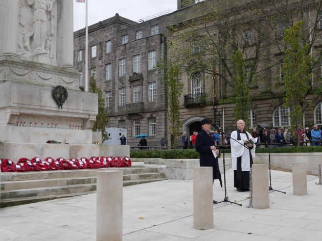 Remembrance Day Tuesday 11 November 2014 10