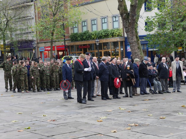 Remembrance Day Tuesday 11 November 2014 14