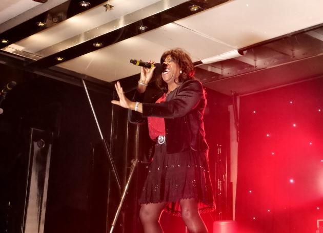 Soul singer Jaki Graham