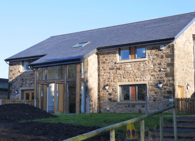 St. Catherine's Mill Cafe Opening Day 18 November 2014 01