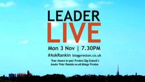 Leader Live promo