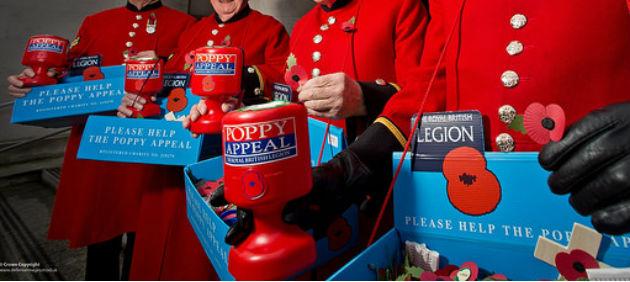 Poppy Appeal collection box stolen from Preston cafe   Blog Preston
