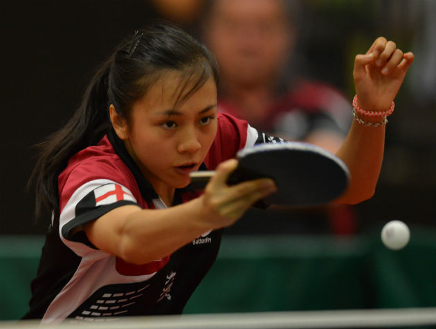 Tin-Tin Ho is a Commonwealth Games medalist