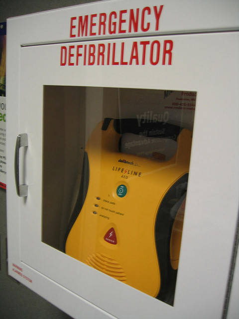 Defibrillator's can be used to help those who have suffered a heart attack