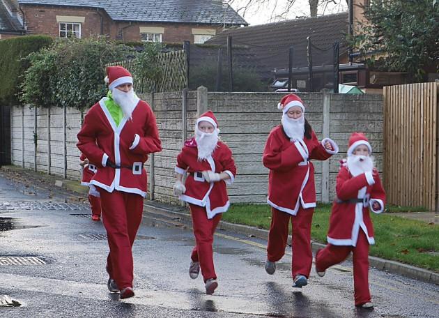 Santa Dash 3