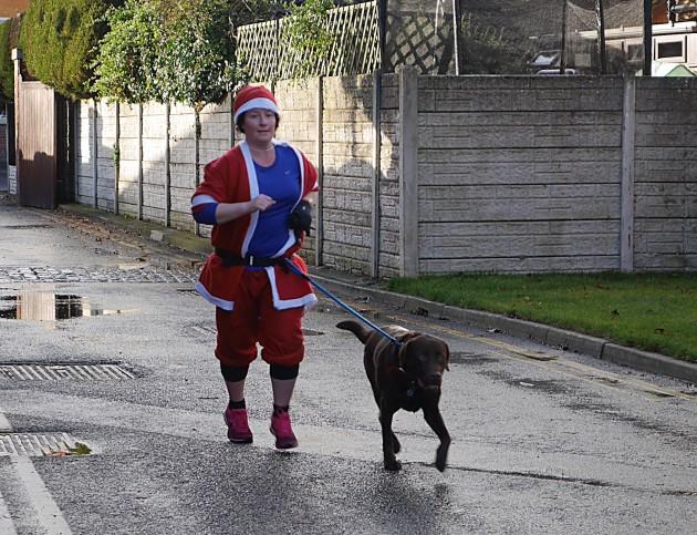Santa Dash 4