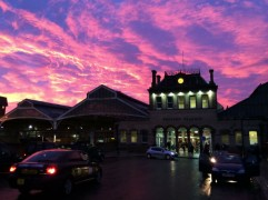 Daniele Baron's picture of the station triggered many other Blog Preston readers to send in their pictures on Tuesday