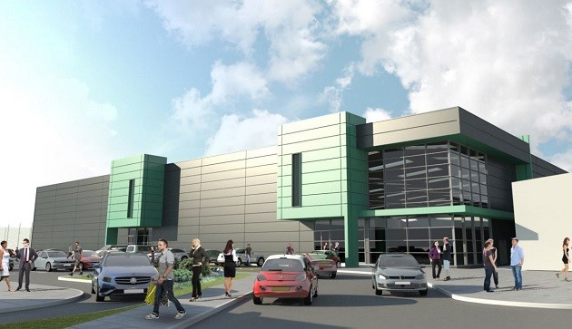 How the new store at Whitehills could look