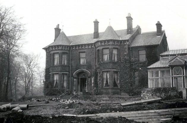 03 Highgate Park, Fulwood, Preston 1960