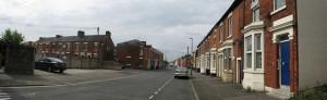 Ripon Street Pic: Jim Beattie