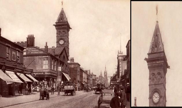 Baptist Church Fishergate 1903