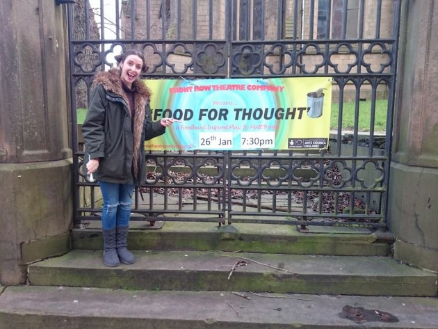 Food For Thought - Outside The Minster