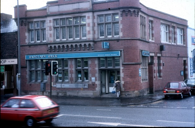 Former Horrockses Office and Barclays Bank, Dale Street
