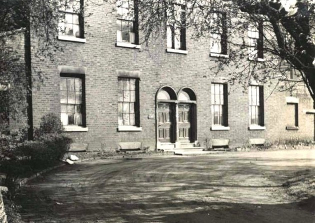 Golden Square House, Horrockses Yard Works Preston 1949