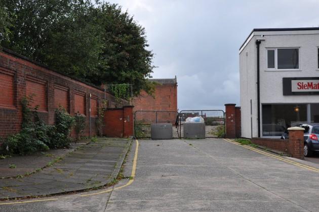 Dale Street as it appears nowadays
