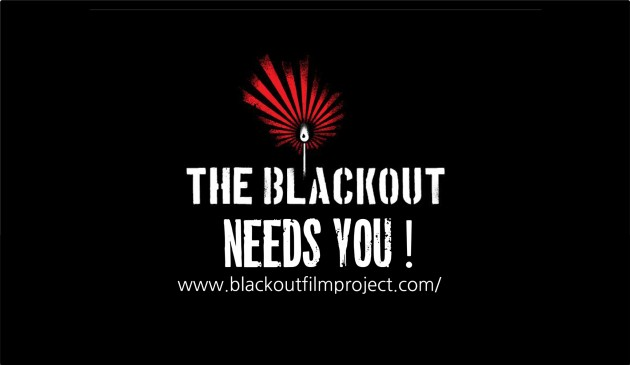 The Blackout Needs You