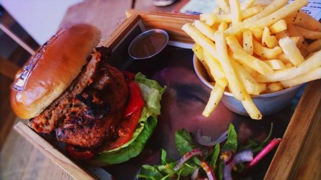 The Ground-Hog Burger