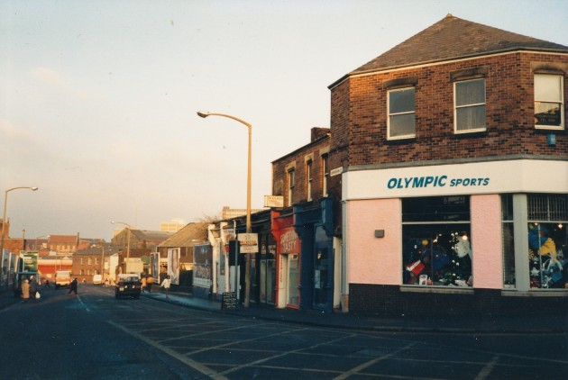 Corportation Street December 1987