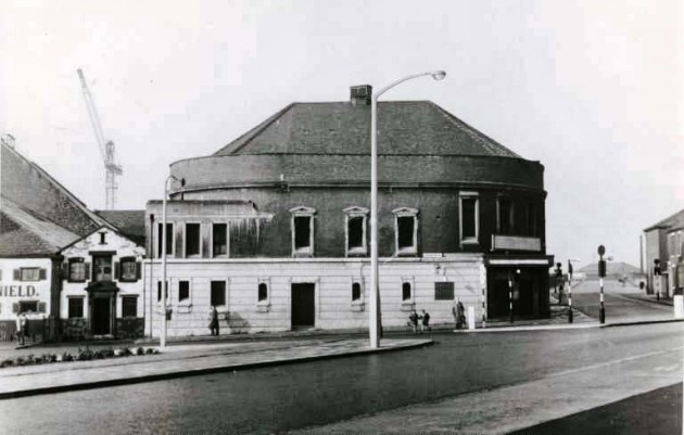 The Star Cinema, Corporation Street - Fylde Road, Preston 1960