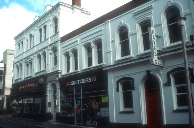 Guildhall Street - Fishergate, Preston 1984