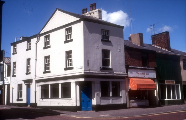 National Westminster Bank, Church Street - Guys Row, Preston 1985