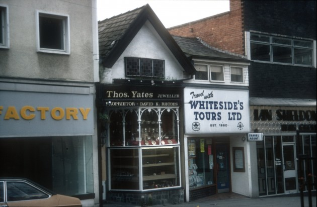 Market Place, Preston 1989