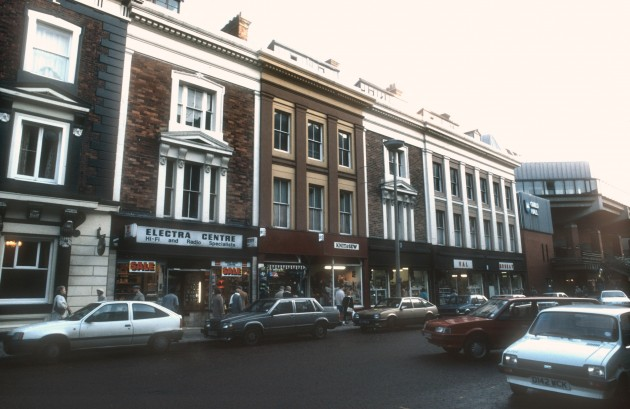 Lancaster Road, Preston 1988
