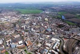 Preston city centre and beyond