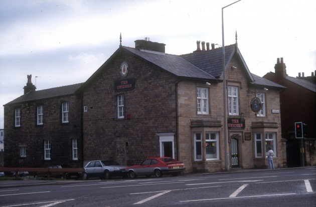Unicorn Hotel, North Road, Preston 1986