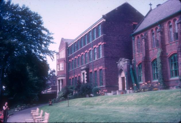 Larkhill School, Preston 1966